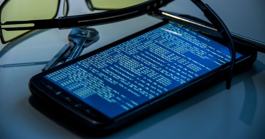 smartphone spyware